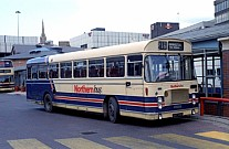 GHY138K Northern Bus,Anston Bristol OC