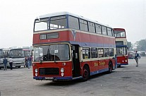 UTO833S Blue Triangle,Bootle Northern General