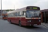 CKB164X GM Buses North MTL Manchester Merseybus Merseyside PTE