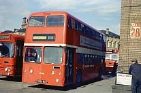7002WU Yorkshire Traction Mexborough & Swinton