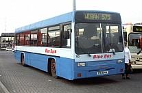 PIB5144 (UTD203T) Rebody Blue Bus,Bolton Brighton CT Southend CT