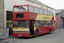 OHV777Y Pilkington,Accrington BTS,Borehamwood London Transport