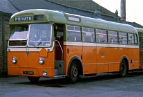 TWJ506 Halifax CT Sheffield C Fleet (Railways)