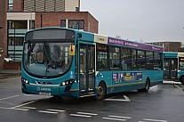 CX12DTK Arriva Wales