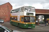 F106XCW RoadCar Blazefield Burnley Stagecoach Burnley Burnley & Pendle