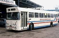 WTE484L Swanbrook,Staverton Fishwick,Leyland