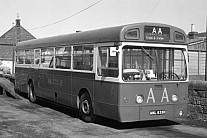 AML635H AA Dodds,Troon London Transport