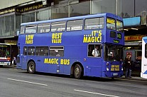 A743NNA Stagecoach Manchester(Magic Bus) GM Buses GMPTE
