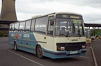 A113EPA Arriva North Midlands Luton & District London Country