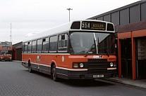 VBG86V GM Buses North MTL North Merseybus Merseyside PTE