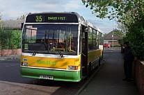 L85CNY RoadCar Yorkshire Traction Comlaw Bebb Llantwit Fardre