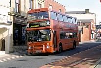 B112SJA First Manchester GM Buses GMPTE