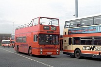 WBN955L First Manchester GM Buses GMPTE SELNEC PTE