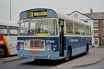 NFJ589M Silver Star,Upper Llandwrog WNOC