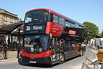 BF67GOA Transdev Harrogate & District