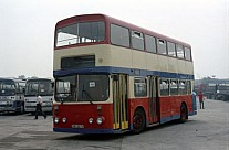 CWG687V Blue Triangle,Bootle Mainline South Yorkshire PTE
