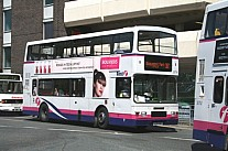 L26GAN First West Yorkshire First London London Buslines