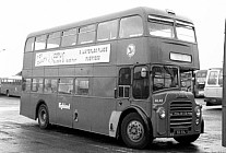 166EMJ Highland Omnibuses Ementon,Cranfield UCOC Luton CT