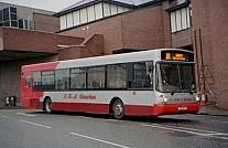 T510APS GHA Coaches,Ruabon White,Bridge of Walls