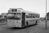 AML629H AA(Dodds),Troon London Transport