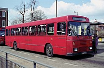 E31UNE Midland Red North Timeline,Leigh Shearings