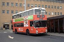 A695HNB GM Buses GMPTE