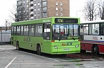 N598DWY Mass Transit Leon,Finningley Pullman,Crofty