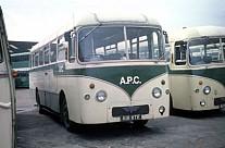 618WTE APC,Dungerness Lancashire United