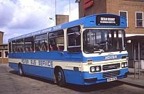 PNM663W Rover Bus,Chesham Ward,Epping