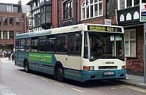 K130TCP Arriva Merseyside MTL Merseybus
