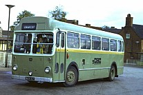 MAX107 Green Bus,Rugeley Crosville MS Red & White
