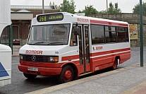 M665UCT Border Buses,Burnley