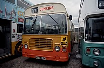 NLJ525M Shearings(Jenkins) Hants &Dorset