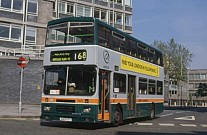 G145TYT Arriva London Grey Green(Cowie)