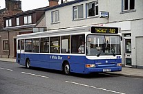 PY02KTO Stagecoach Western SMT White Star(Garnett),Lockerbie