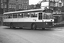 STB957C Gelligaer UDC Leyland Demonstrator