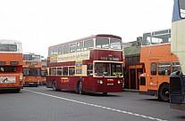 A126HLV MTL Lancashire Travel Merseybus Merseyside PTE