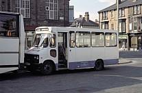E194HFV Harrogate Coach Co. NCME Demo
