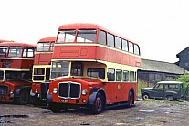 175AVK Bedlington & District Tyneside PTE Newcastle CT