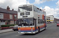 JVM989N Stagecoach Ribble East Midland - Frontrunner(SE) GM Buses GMPTE