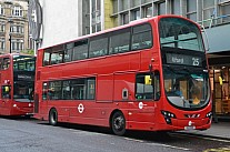 BJ11EAW Tower Transit London First Capital