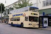 UWW16X Eastbourne CT Wilts & Dorset WYPTE
