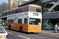 KJD82P Enterprise & Silver Dawn,Lincoln Grimsby Cleethorpes CT London Transport