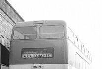RRC76 G&G,Leamington Spa Ementon,Cranfield Trent