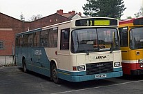B104KPF Rebody Arriva North Midlands Midland Red North LCBS