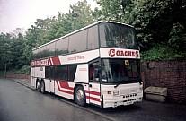 58DAF (E216GNV) C&S Coaches,Heathfield Bailey,Sutton-in-Ashfield Mercer,Longridge
