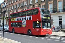 LJ09CAA London Abellio