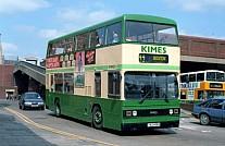 TAZ4063 (KYV457X) Kime,Folkingham London Transport