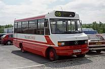 M378FMW Border Buses,Burnley(Vicount Central) Hillier,Foxham