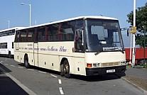 LIJ749 (F870TNH) Northern Blue,Burnley Blackburn CT O'Neill,Gillingham